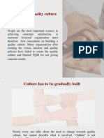 Employees Quality Culture