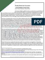 Wendy Davis Education Plan Part 1