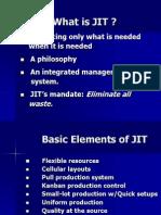 JIT Phylosophy