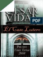 Vidal Cesar - El Caso Lutero