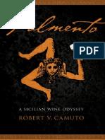 Palmento - A Sicilian Wine Odyssey
