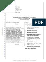 Symbion, Inc. sued for anti-kickback whistleblower retaliation!