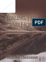 Healing help and hope by billyjoedaugherty 131127160754 Phpapp01 (1)