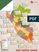 Mapa Político Juvenil