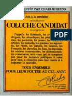 Coluche Candidat !