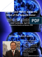 Legacies and Brain Research