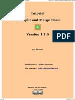 Tutoriel PDF Split and Merge Basic - Pdfsam-basic-fr