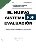 El nuevo sistema de evaluación