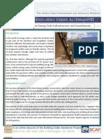 New Mexico Exploring Green Alternatives