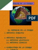 Interior Tierra GEOLOOGIA