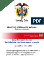 Fundamentos de Ciudadania