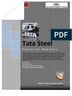 Tata Steel Financial Report