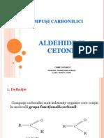 Compusi Carbonilici