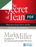 Secret of Teams Field Guide