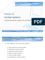 Chapter 03-Number System