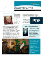Flying High Newsletter May/June 2014 - Unity by The Shore, New Jersey