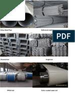 Steel & Building Material