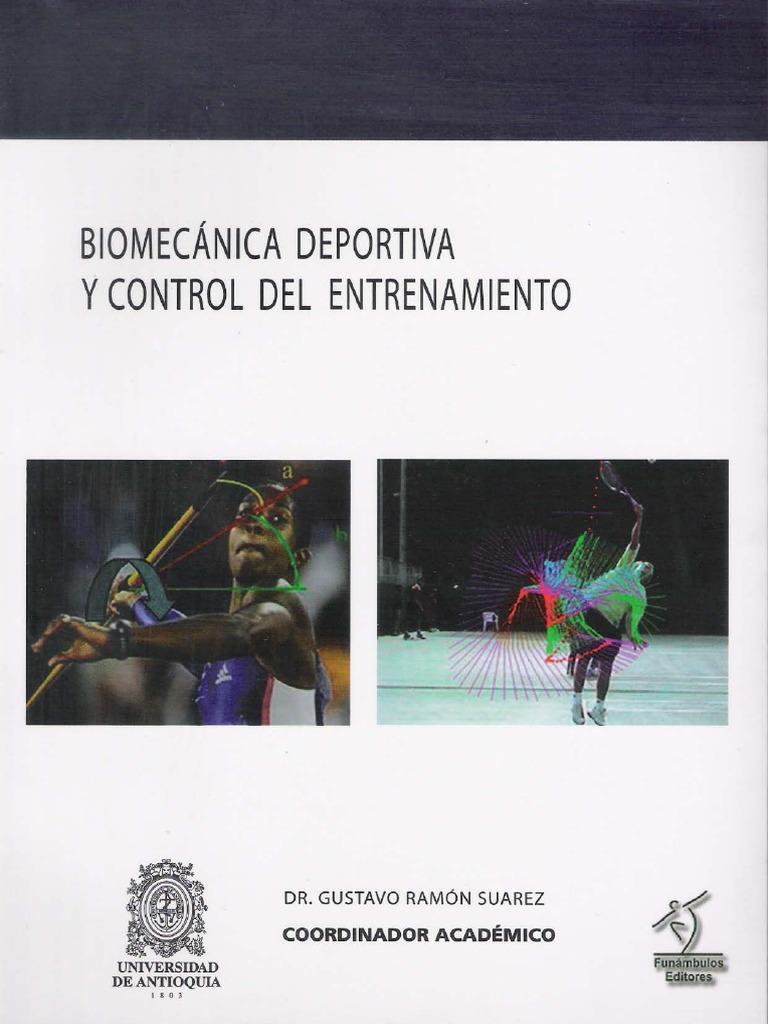Biomecanica Deportiva y Del Entrenamiento