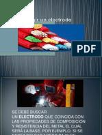 Como Elegir Un Electrodo