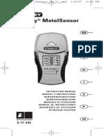 79828 Metal Sensor UM