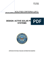 us army ufc 3-440-01 design - active solar preheat systems ufc 3-440-01