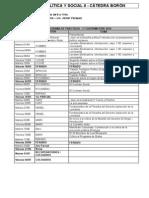 Cronograma TeoríaII 1ºcuat 2014. Martes y viernes 9 a 11.doc