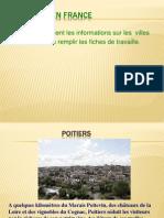 Villes de France