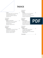 Indice de Contenidos Lapiceros Plástica 2
