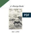 Recipes - Dale Recipe Book