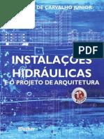 Instalações Hidraulicas
