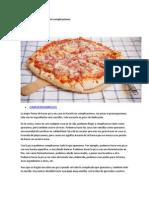 Cómo Hacer Pizza en Casa Sin Complicaciones