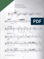 Variations on a Finnish Folk Song