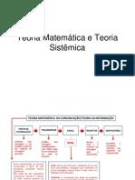 Teorias Matematica e Sistemica