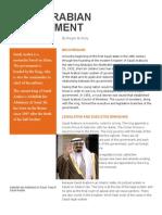 saudi arabian government