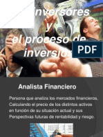 Operaciones Bursatiles ANALISTA FINANCIERO