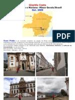 Ouro Preto e Mariana-2009