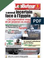 LE BUTEUR PDF du 05/11/2009