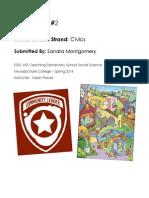 EDEL453 Spring2014 Sandramontgomery Unit Plan Tuesday