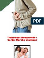 Les Hémorroïdes, Hemorroide Interne, Hemorroides Traitement Naturel, Hemoroide Medicament
