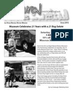 2012 summer newsletter