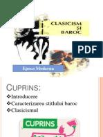 Baroc Si Clasicism