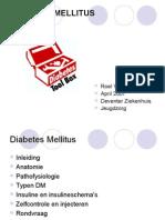 DIABETES MELLITUS 2007