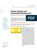 ProgressReport_Climate Change Progress Update Align DA