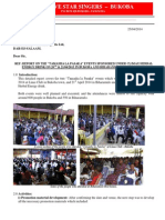 Report on Tamasha La Pasaka