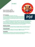 Chess Lesson Registration Form, Term 3