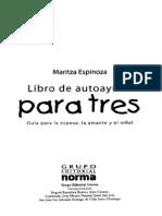 Maritza Espinoza - Libro de Autoayuda Para Tres (La Esposa, La Amante y El Infiel)