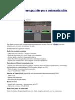 Radit3 – Software Gratuito Para Automatización
