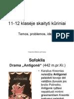 11-12-kūriniai