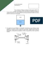 Supletorio Tercer Examen de Termodinamica 1 Segundo Semestre 2011
