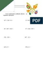 Ficha de Matemática_2ºano